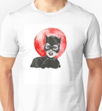 Catwoman- You are part of the night, just like me Unisex T-Shirt