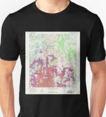 USGS TOPO Map Florida FL Sulphur Springs 348728 1956 24000 T-Shirt