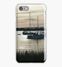 Sunset Sail iPhone Case/Skin