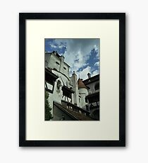 Romanian Works 7 Framed Print