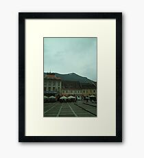 Romanian Works 10 Framed Print