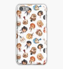 Chibi ACOTAR iPhone Case/Skin