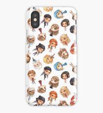 Chibi ACOTAR iPhone Case/Skin