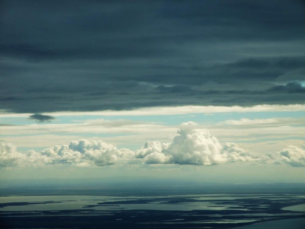 Cloudscape by Sharkbait