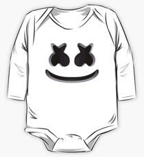 Marshmello - Helmet  One Piece - Long Sleeve