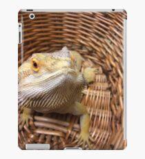 Bearded basket iPad Case/Skin