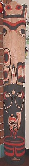 Totem Pole / Talking Stick by jkarlin