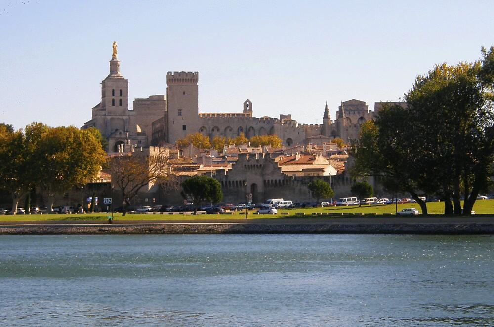 Palais des Papes  Avignon  France by jay12
