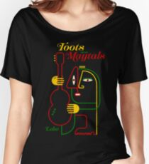 Toots And The Maytals Leba Women's Relaxed Fit T-Shirt