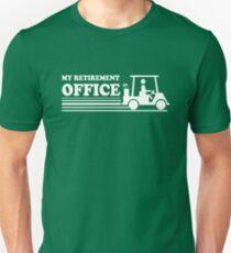 Golf Cart - My Retirement Office Unisex T-Shirt