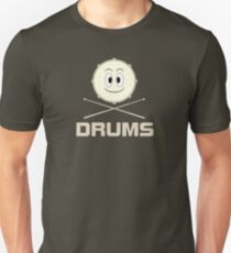 Cool old drums Unisex T-Shirt