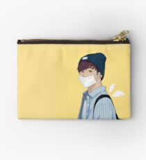Let's Fly Jungkookie Studio Pouch