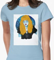 Gypsy Witch Womens Fitted T-Shirt