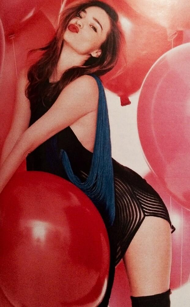 Miranda Kerr by sweetgal