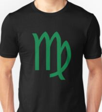 Virgo Sign Unisex T-Shirt
