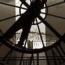 Looking through time by Nicholas Averre