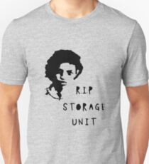 r.i.p storage unit Unisex T-Shirt