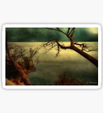 Tranquillity Bay Sticker
