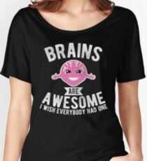 Awesome Brain Women's Relaxed Fit T-Shirt