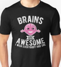 Awesome Brain Unisex T-Shirt