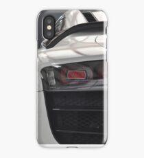 Audi R8 Tailight iPhone Case