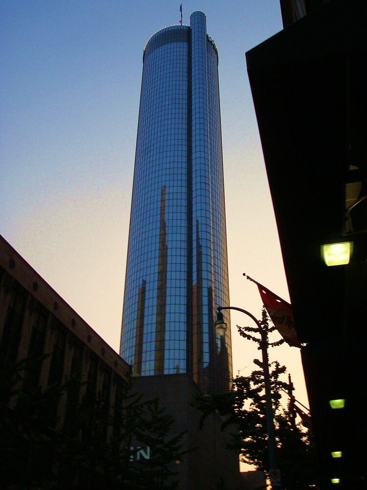 Peachtree Plaza by particleman73