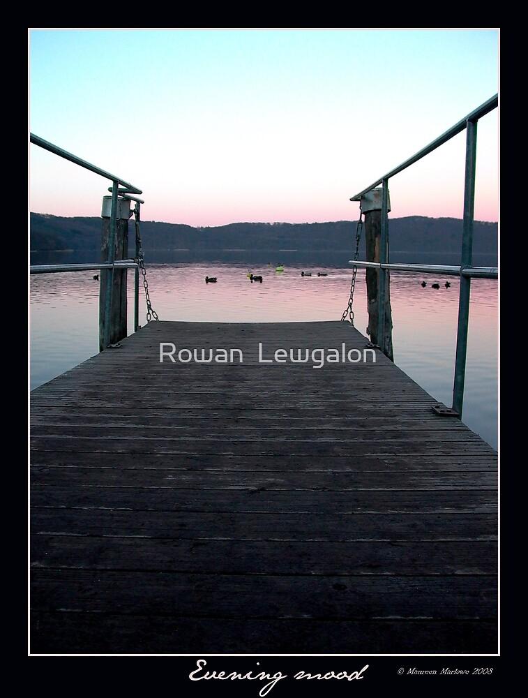 Evening Mood by Rowan  Lewgalon