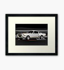 1966 Ford Mustang GT350 H Framed Print