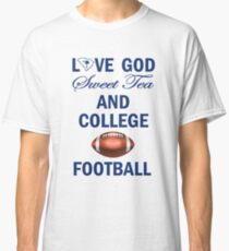 College Footballs Fan Faves Classic T-Shirt