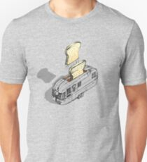 mobile toaster ready to serve Unisex T-Shirt