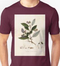 Nova genera et species plantarum V1 V3 Plates Karl Friedrich Philipp von Martius 1834 229 Unisex T-Shirt