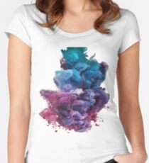COLORS Fitted Scoop T-Shirt
