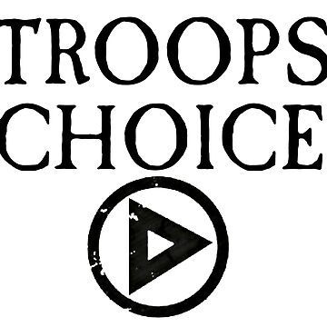 Troops Choice - Force Org Collection by Senechal