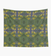 Yellow Flag Iris - Donegal Wall Tapestry