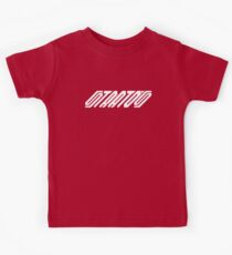 Lancia Stratos (white) Kids Tee