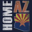 Home Arizona State Flag by iEric