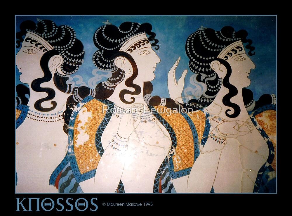 Knossos by Rowan  Lewgalon