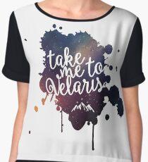 Take Me to Velaris - ACOMAF Chiffon Top