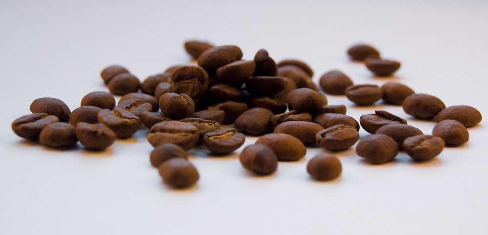 Coffee Beans by frccle