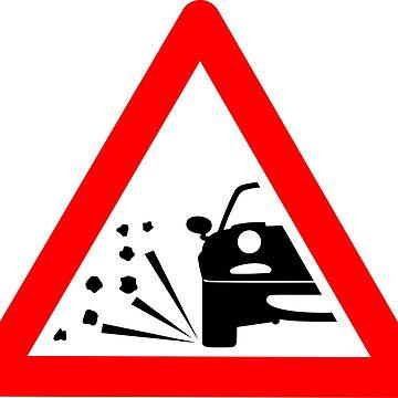 Warning sideways MX-5 ahead by oliver9523