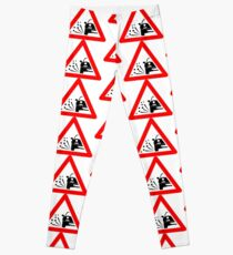 Warning sideways MX-5 ahead Leggings