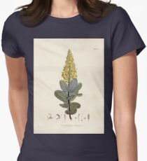 Nova genera et species plantarum V1 V3 Plates Karl Friedrich Philipp von Martius 1834 086 Womens Fitted T-Shirt