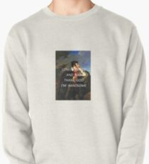 LONELY, BAD, BORED, HANDSOME   MICKIEWICZ Pullover