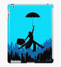 Mr. POPPINS JUMP iPad Case/Skin