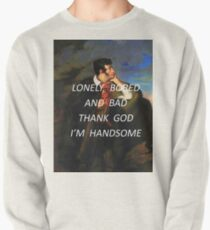 LONELY, BAD, BORED, HANDSOME | MICKIEWICZ Pullover
