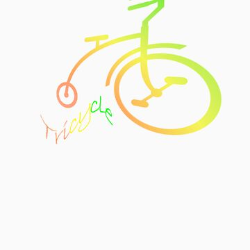 Tricycle by reynarte