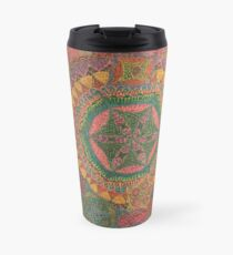 Wrong Angles Doodle Travel Mug