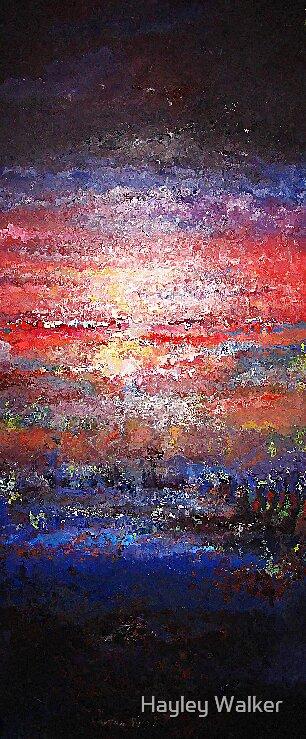 Wet Lands by Hayley Walker