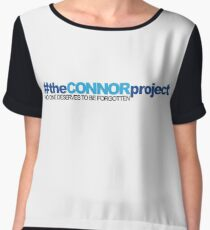 # The Connor Project Dear Evan Hansen Chiffon Top