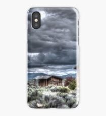 Fort Rock Abandoned Church iPhone Case/Skin